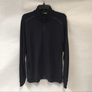 MURANO men's zip up cardigan size L